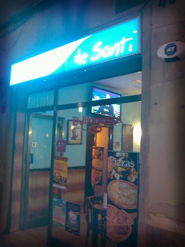 Bar de Santi by simonharrisbcn