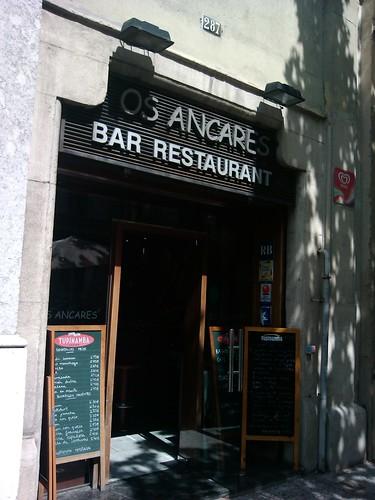 Os Ancares, Eixample, Barcelona by simonharrisbcn