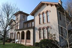 Governor Ross Mansion, Seaford, DE