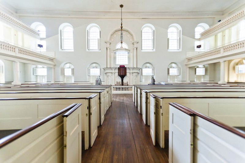 Old South Meeting House History Freedom Trail History