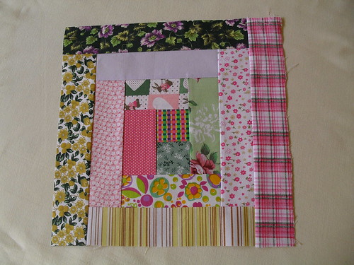 Bloco patchwork by jodrika