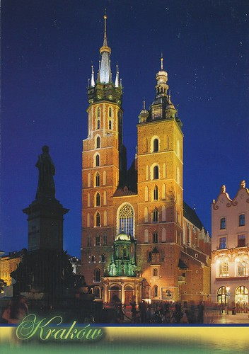 Cracow's Historic Centre