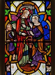 Bishops Lydeard - North Aisle - Window 1 - Detail 7