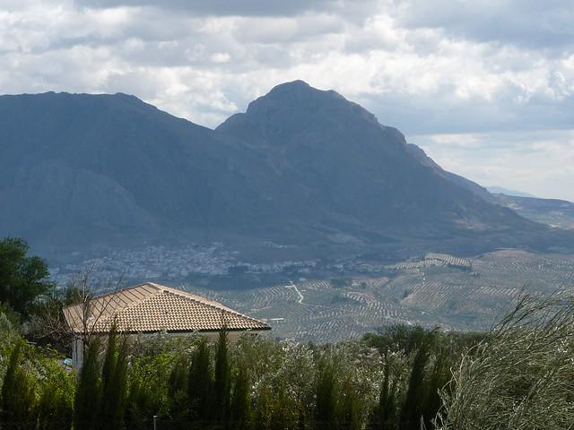Blick auf Albanchez