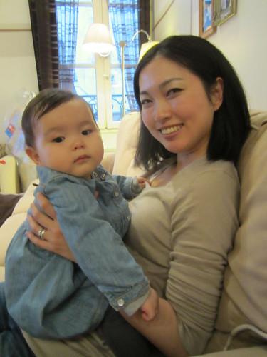 Kanako et Kiara