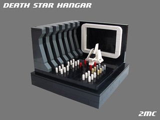Micro Star Wars: Death Star Hangar