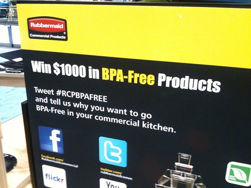 Do you want $1,000 worth of free BPA-Free products for your kitchen? Tweet to win!