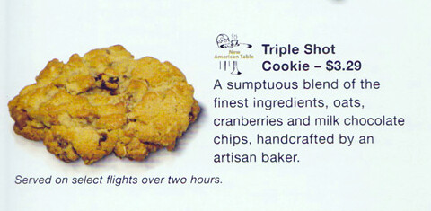 New: Triple Shot Cookie