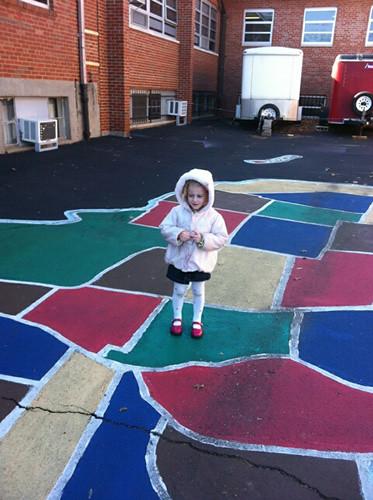Auttie-on-playground