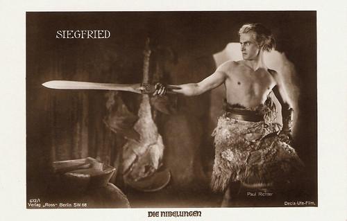 Die Nibelungen, Siegfried