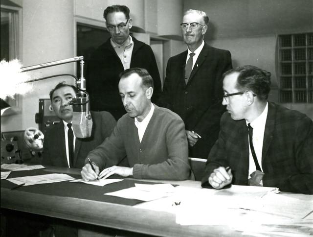 Kiwanis Radio Day 1964