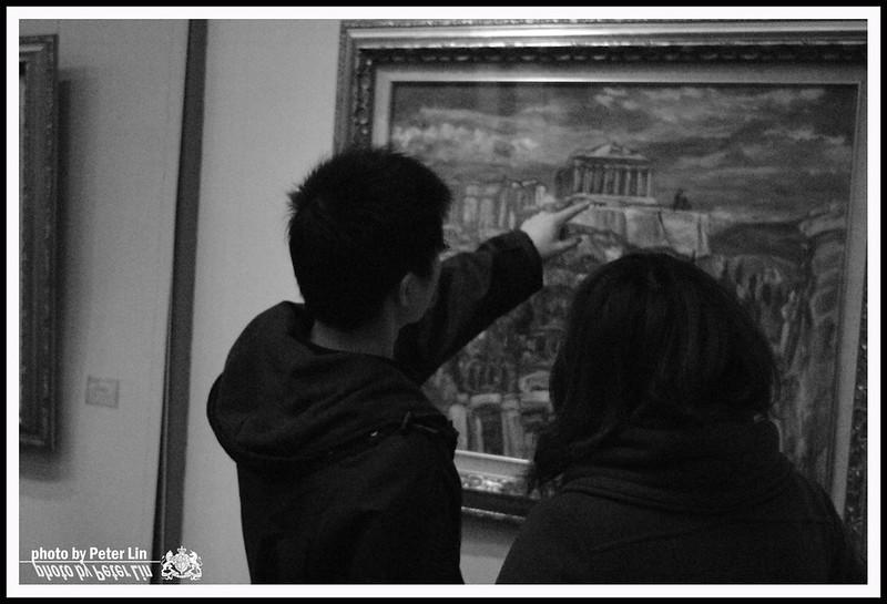 台中市役所 羅秀雄油畫展