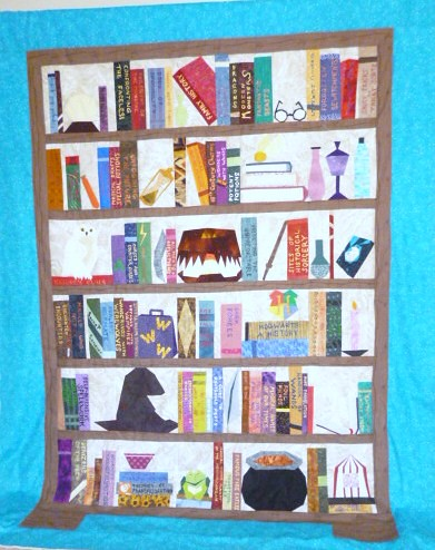 Harry's Bookcase