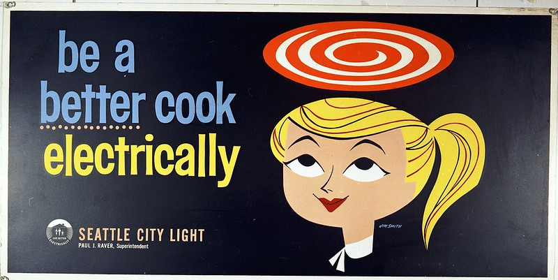City Light truck poster, 1968