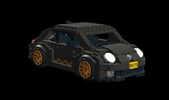 VW New Beetle Mk II RS - ByVWvortex