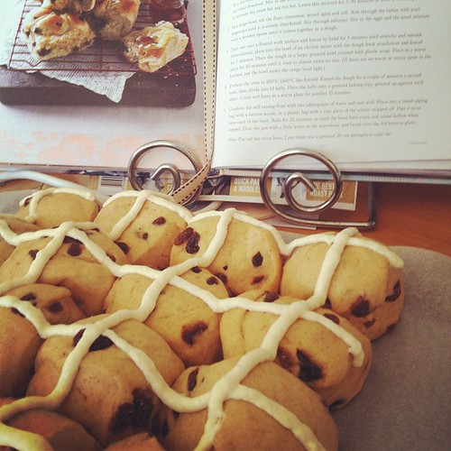 Baking time