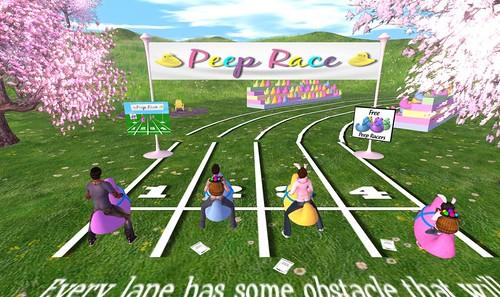 Peep Race!!