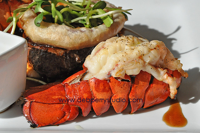 Black Angus Sirlon Steak Lobster And Shrimp For $1599 Or Campfire