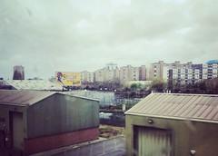 15:2012 & Day 100, April 9th: Singin' in the (London) Rain by katybird