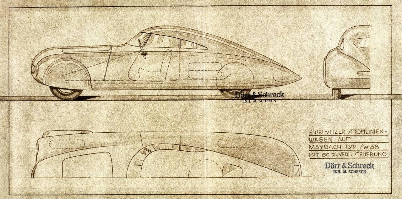 aerodynamic car idea, a wild thought