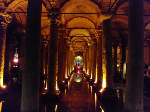 Cisterna, Estambul