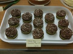Creme Egg Chocolate Cupcakes