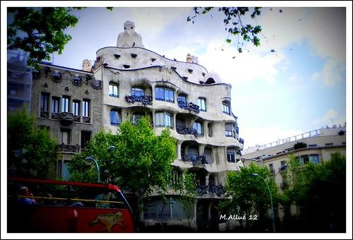 Gaudí by Miguel Allué Aguilar