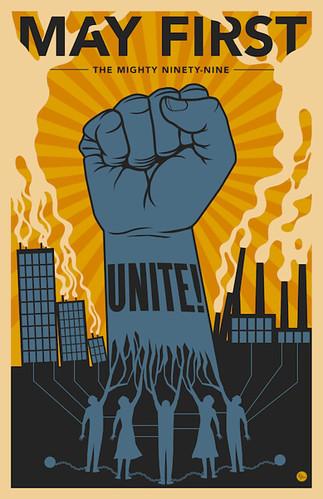 OccupyMayDayTree