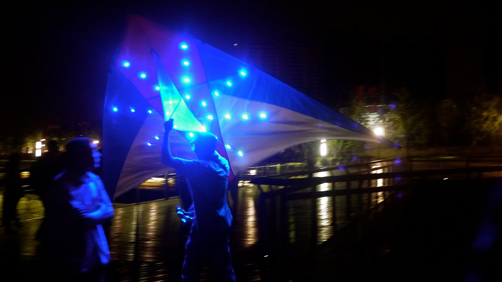 LED Kite