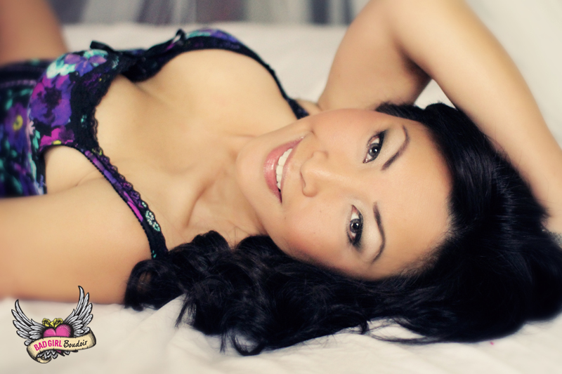 Asian Women Boudoir Photography Florida