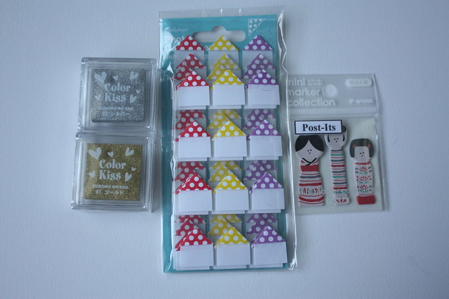 MT tape and Japanese Stationery goods