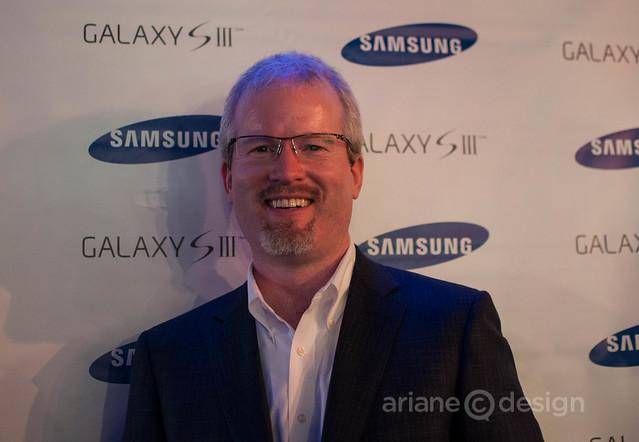 James Politeski, President, Samsung Canada