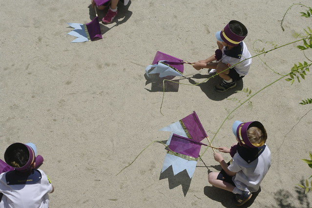 kindergarten tanabata matsuri