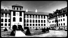 The Elisabethenburg #palace in the #city of Meiningen.