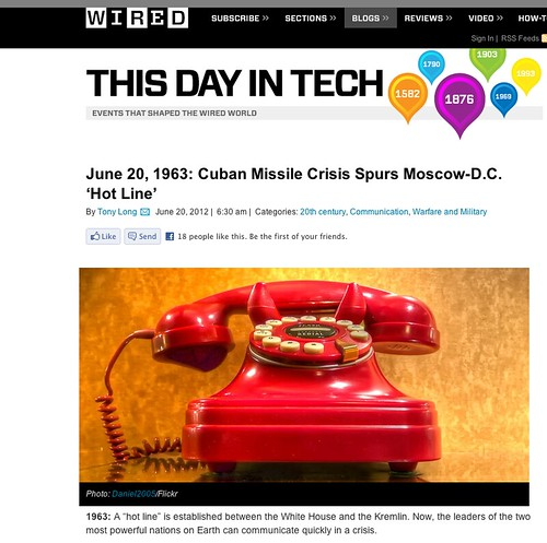 My red phone pic on Wired