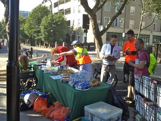 cyclists breakfast 20 June 12