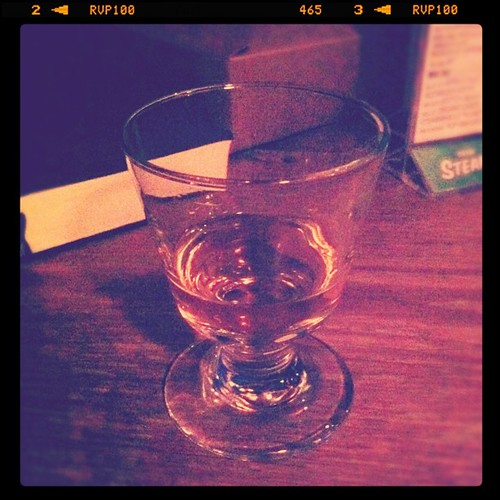 Ship & Anchor Bulleit Bourbon