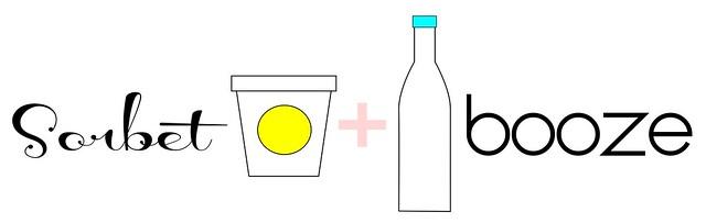 sorbet + booze graphic
