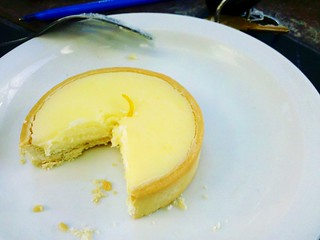 Open Cup - lemon tart