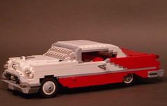 Oldsmobile 1956 Eighty-Eight Holiday Hardtop Coupe