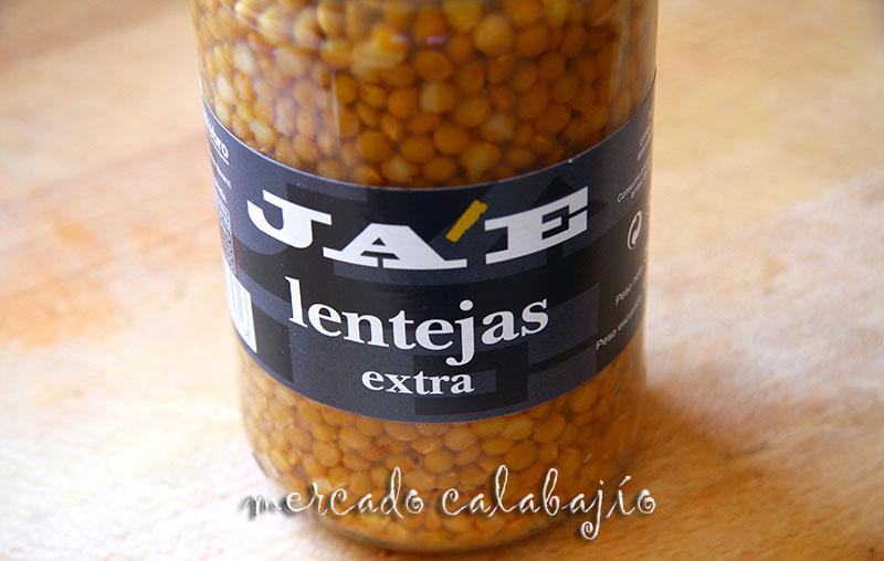 ENSALADA DE LENTEJAS IV