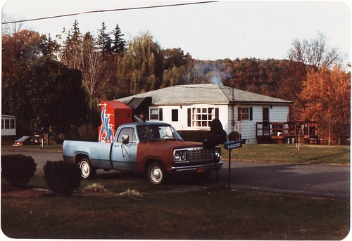 MY '77 DODGE TRUCK IN 1982