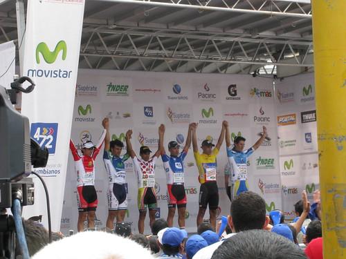 Vuelta a Colombia 2012 Palmira