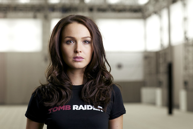 Camilla Luddington Named New Voice of Lara Croft