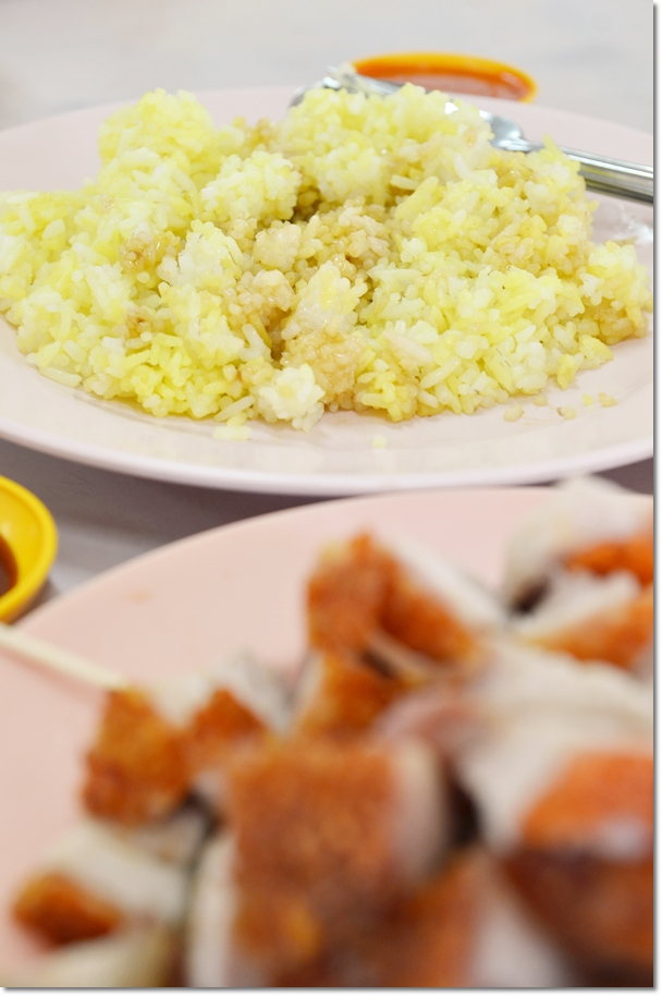 Yellow Oil Rice