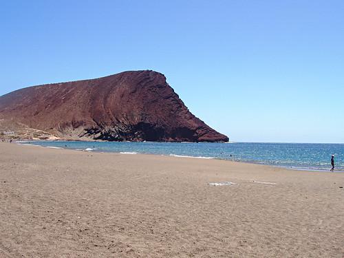 Playa de la Tejita, El Médano, Tenerife