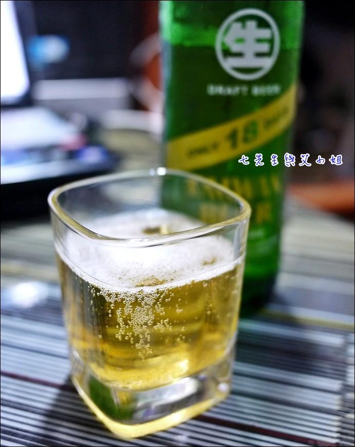 17 台灣生啤酒