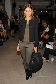 Olivia Palermo Tweed Jacket Celebrity Style Women's Fashion 3