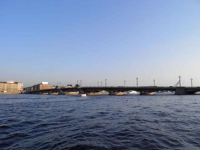 Благовещенский мост // Blagoveshchensky bridge