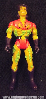 Captain Planet - Captain Pollution by Kenner